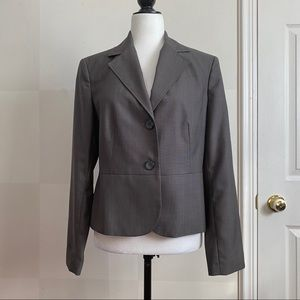Jones Wear Vintage Grey Blazer